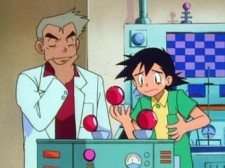 decision ash prof oak
