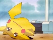 pikachu treadmill