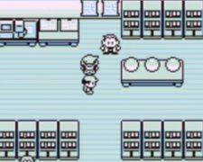 starter pokemon gameboy red blue