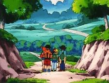 path pokemon anime