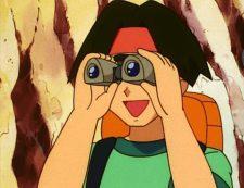 binoculars tracey