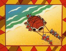 blastoise shell squirtle wartortle beach