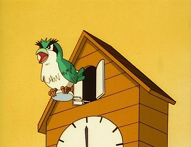 pidgey clock time