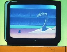 pokemon battle television tv screen