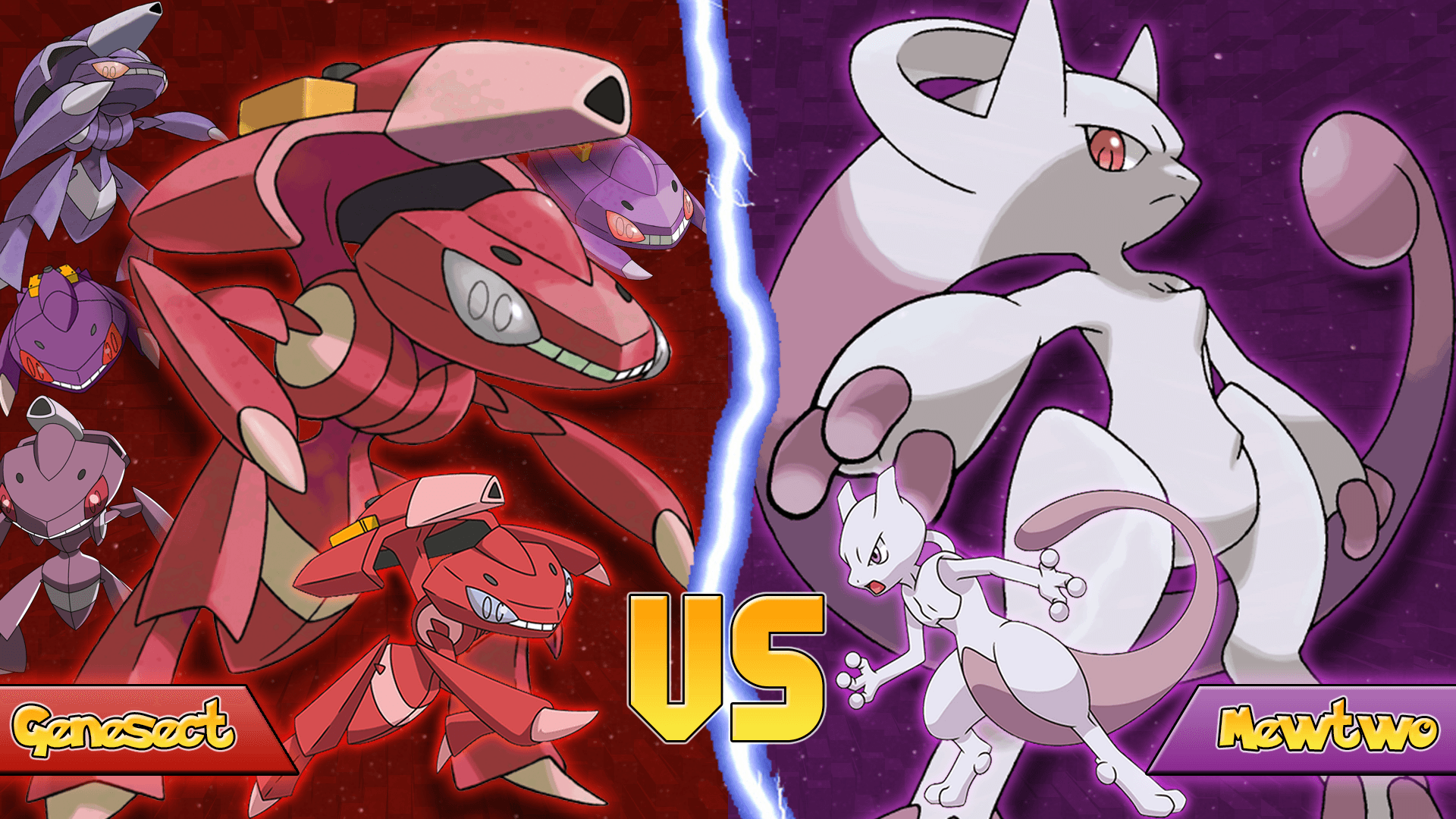 Genesect vs. Mewtwo: Picking the Best Partner for Virizion EX