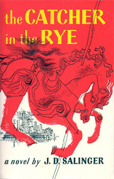 catcher in the rye first edition