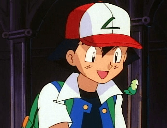 ash ketchum earth badge