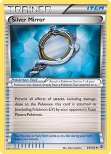 silver mirror plasma blast plb 89 official
