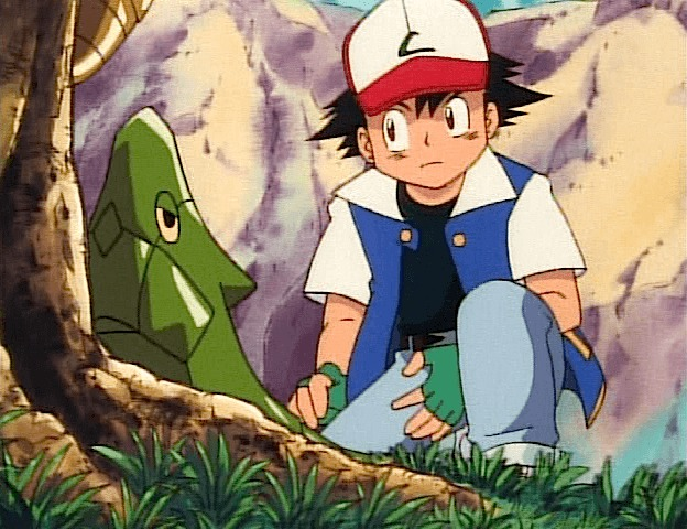 ash metapod tree one number