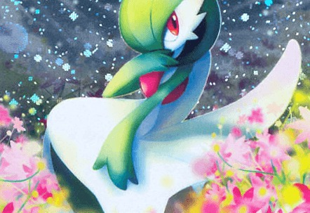 gardevoir sw artwork
