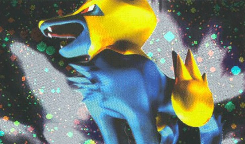 manectric ex dx artwork