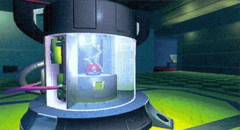 time capsule neo genesis artwork