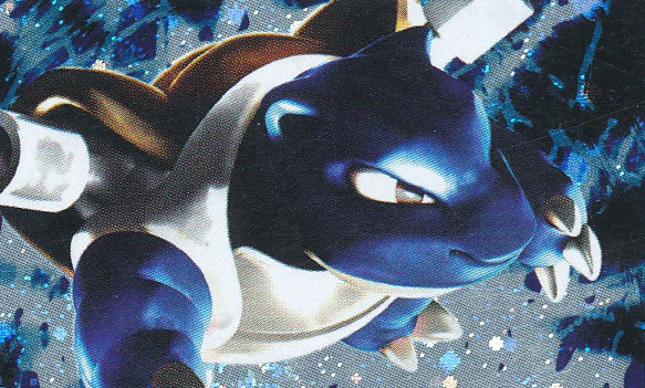 A Real Heavyweight Looking Back At Lbs Lugia Ex Blastoise Ex