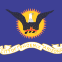 phoenix arizona flag old
