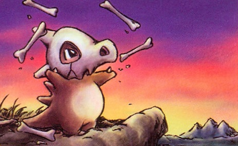 cubone aquapolis art