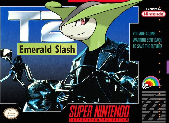 virizion turn 2 emerald slash