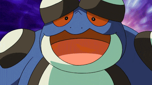 seismitoad mouth