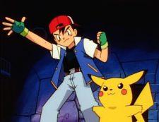 ash ketchum pikachu battle