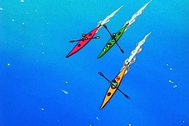 canoe kayak water boat 3-2
