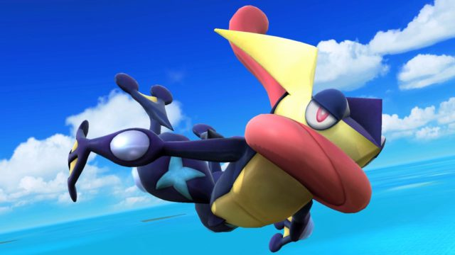 greninja-fly-sky-diving