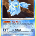 Card Of The… Oh My God Is It Really 4am?? Regice (Legends Awakened LA 36)