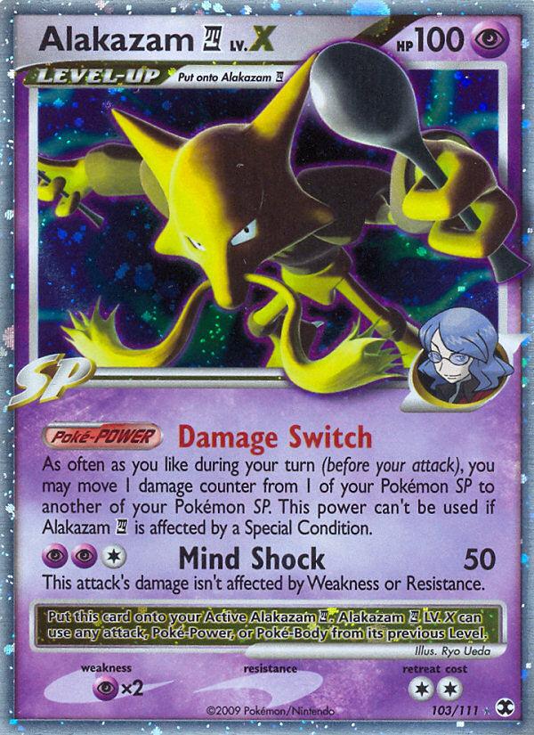 alakazam 4 lv x rising rivals rr 103 pokemon tcg tips and