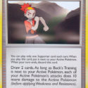 Buck's Training (Legends Awakened LA 130) – Card of the Day
