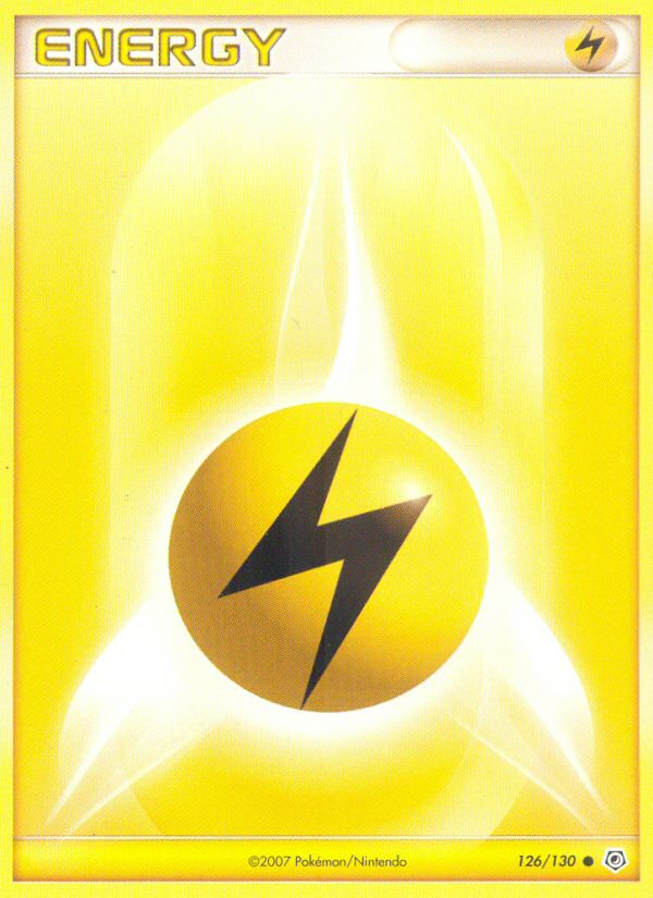 Lightning Energy Diamond Pearl Dp 126 Sixprizes