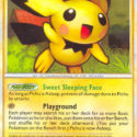 Pichu (HeartGold & SoulSilver HS 28) – Card of the Day