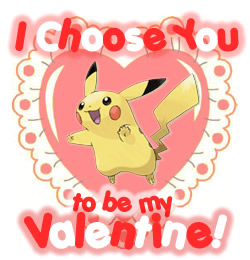 Impress Your Valentine Pokemon Style