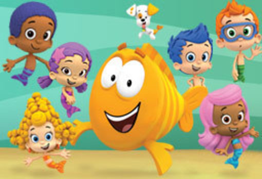 Bubble Guppies – A Nationals Tale