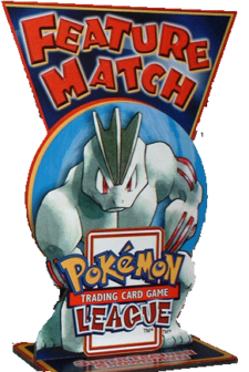 feature match pokemon league