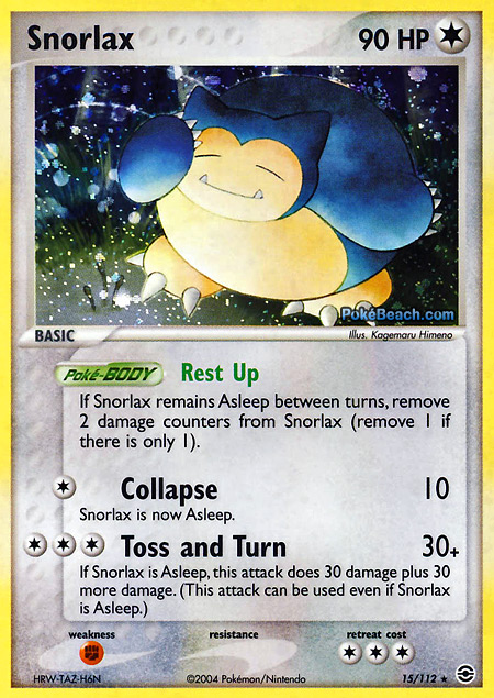 how to catch snorlax leaf green